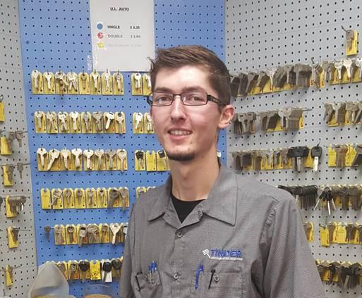 David – Security Technician