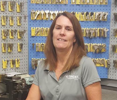 Margaret – Parts Manager