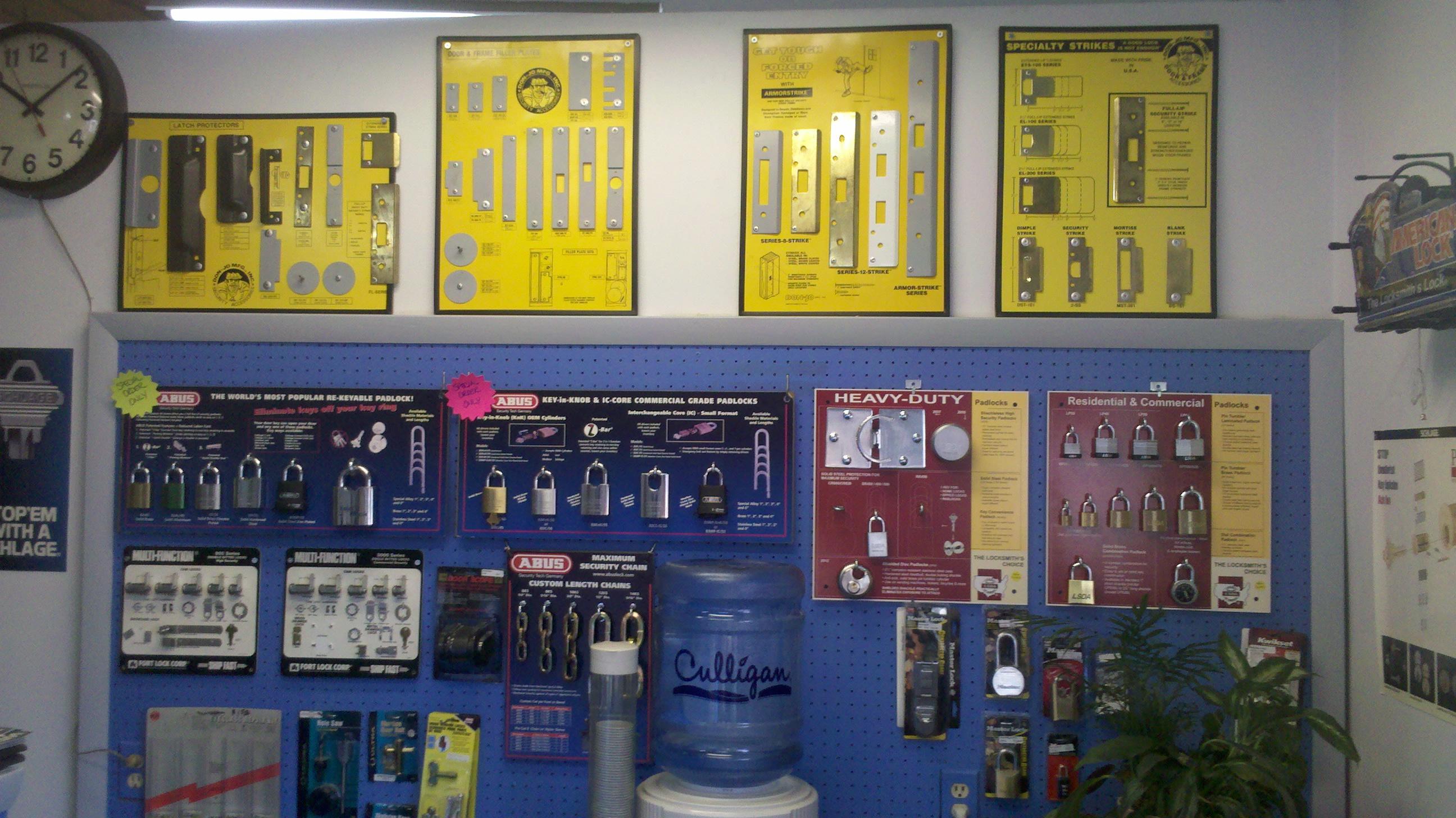 Shop Services Tinder Locksmith