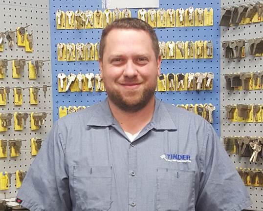 Jared – Security Technician