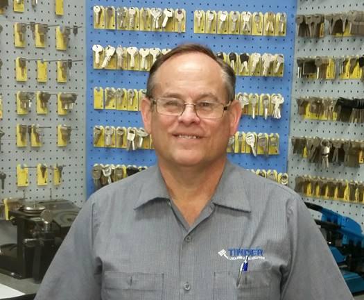 Tom – Security Technician